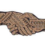 handshake, regard, cooperate
